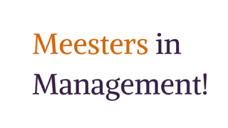 Hoofdafbeelding Meesters in Management